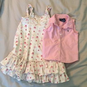 Dress and Shirt Bundle